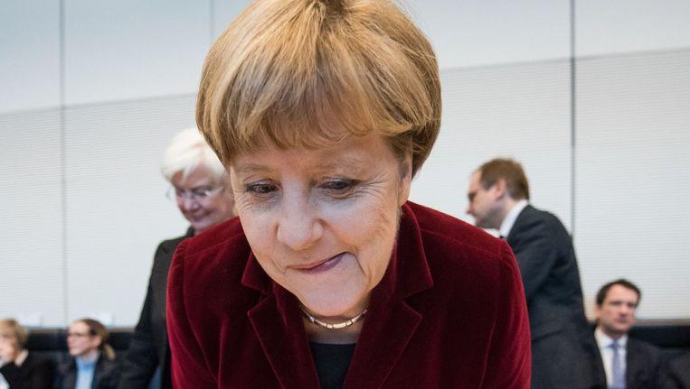 De dissidenten binnen Merkels CDU zullen de goedkeuring niet kunnen verhinderen.