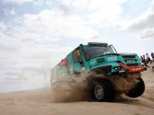 Van Genugten pakt tweede dagzege in Morocco Desert Challenge en hoopt nog wat op te schuiven
