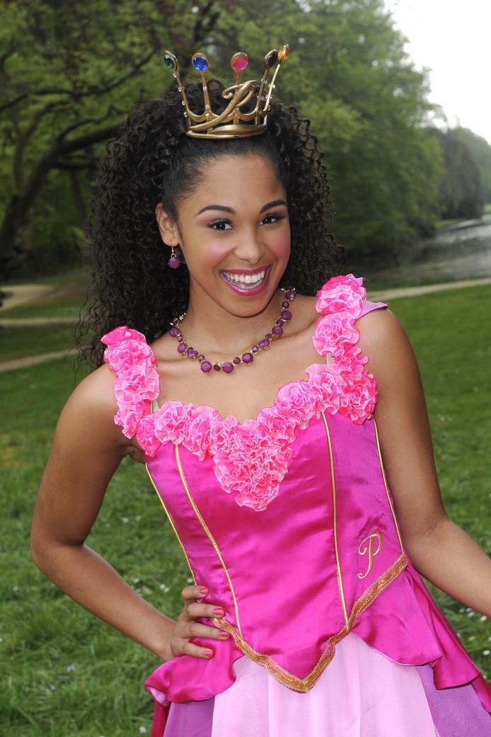 Désirée speelde prinses Roos.