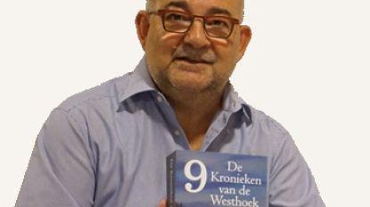 Amateurhistoricus schrijft met 'Het oud verhaal van Vlaanderen' zijn 9de boek in 9 jaar tijd