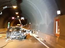 Vrouw (56) uit Sluiskil overleden bij ongeluk in Westerscheldetunnel