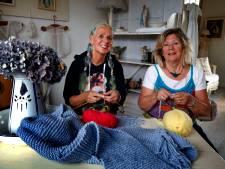 Unieke sjaal brengt Gorcumers bij elkaar