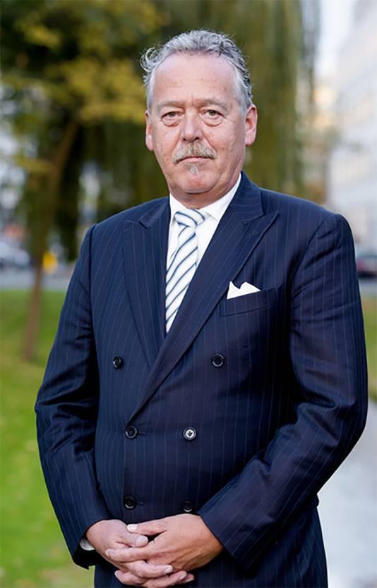 Piet Ploeg. Hij verloor zijn broer, schoonzus en neef bij de MH17-ramp