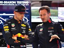 Horner: Mercedes is snel, maar wagen lijkt moeilijk te besturen
