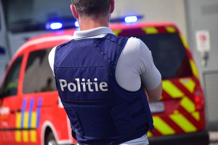 De politie van de zone RIHO en de brandweerzone Midwest snelden ter plaatse naar de Mariastraat in Roeselare.