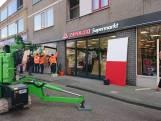 Wéér vandalisme bij nieuwe Poolse super Oss: stinkend goedje rondgespoten