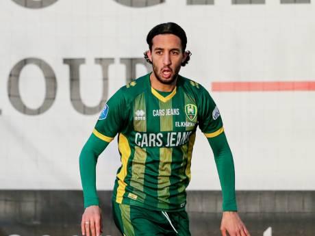 Nasser El Khayati hoopt eerste seizoenshelft te kunnen overtreffen