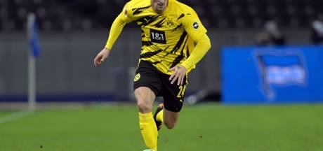 Dortmund privé de Thomas Meunier face à la Lazio