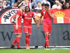 L'Antwerp brise les rêves européens de Charleroi
