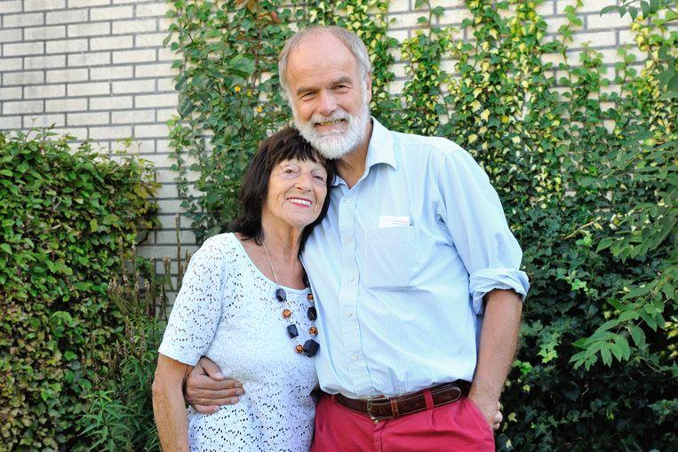 Betty en haar man Hans in 2019. Beeld