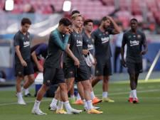 LIVE | FC Barcelona maakt besmetting Umtiti bekend, Griezmann slachtoffer van 4-4-2