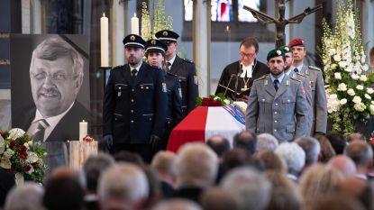 """""""Rechts-extremist verdacht van moord op Duitse politicus"""""""