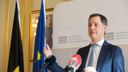 Europese ministers akkoord over steunpakket van 540 miljard euro