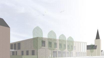 Zo zal de nieuwbouw voor de Beitemse Sint-Lodewijksschool eruitzien