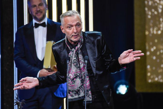 Martien Meiland wint de Televizier-Ster voor aanstormend talent.