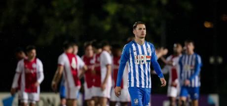 FC Eindhoven laat 't totaal afweten: 'Zou niet weten waar te beginnen met analyseren'