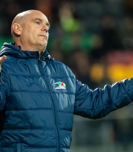 Van Wijk start derde termijn bij Oostende met nederlaag