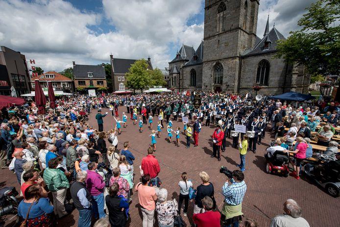 Als de bezuinigingsplannen van het college doorgaan, is het afgelopen met muziek en cultuur in Haaksbergen, is de vrees van veel organisaties.