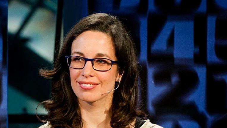 Vanessa Evers is hoogleraar Human Media Interaction. Beeld null