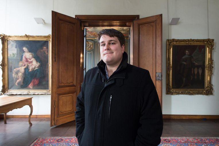 Schepen Rik Verwaest gaat voor een zetel in het Vlaamse parlement.