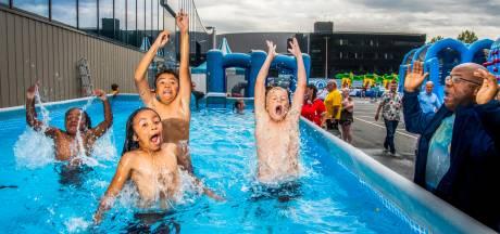 Kinderen gaan helemaal los in speelparadijs Jeugdvakantieland: 'Vervelen kan hier niet'