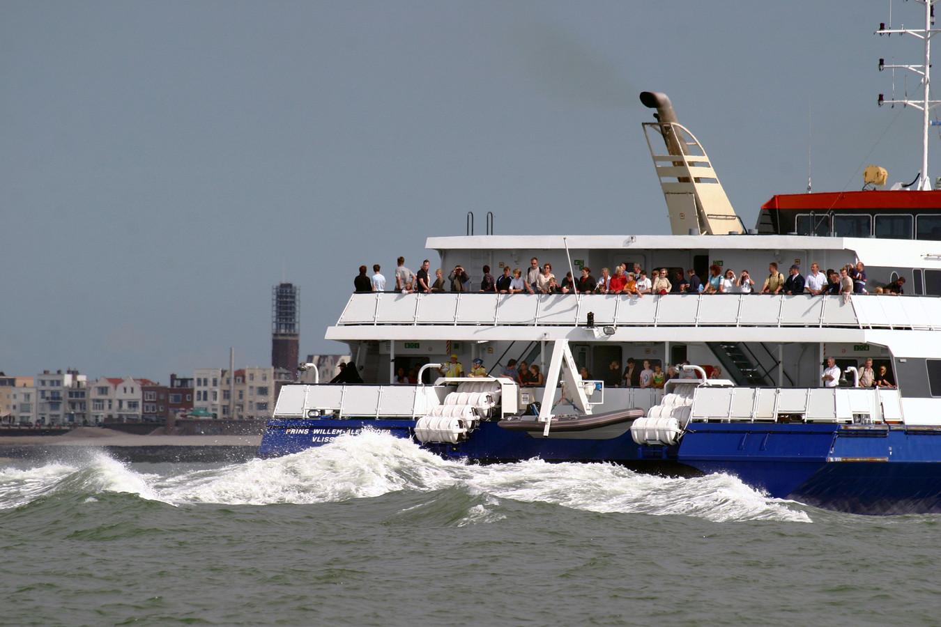 Veerboot Willem-Alexander