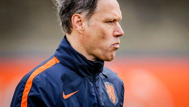 Marco van Basten. Beeld anp