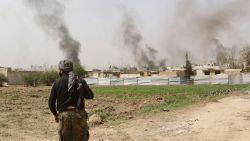 "Irak: ""36 IS-strijders gedood in Syrië"""