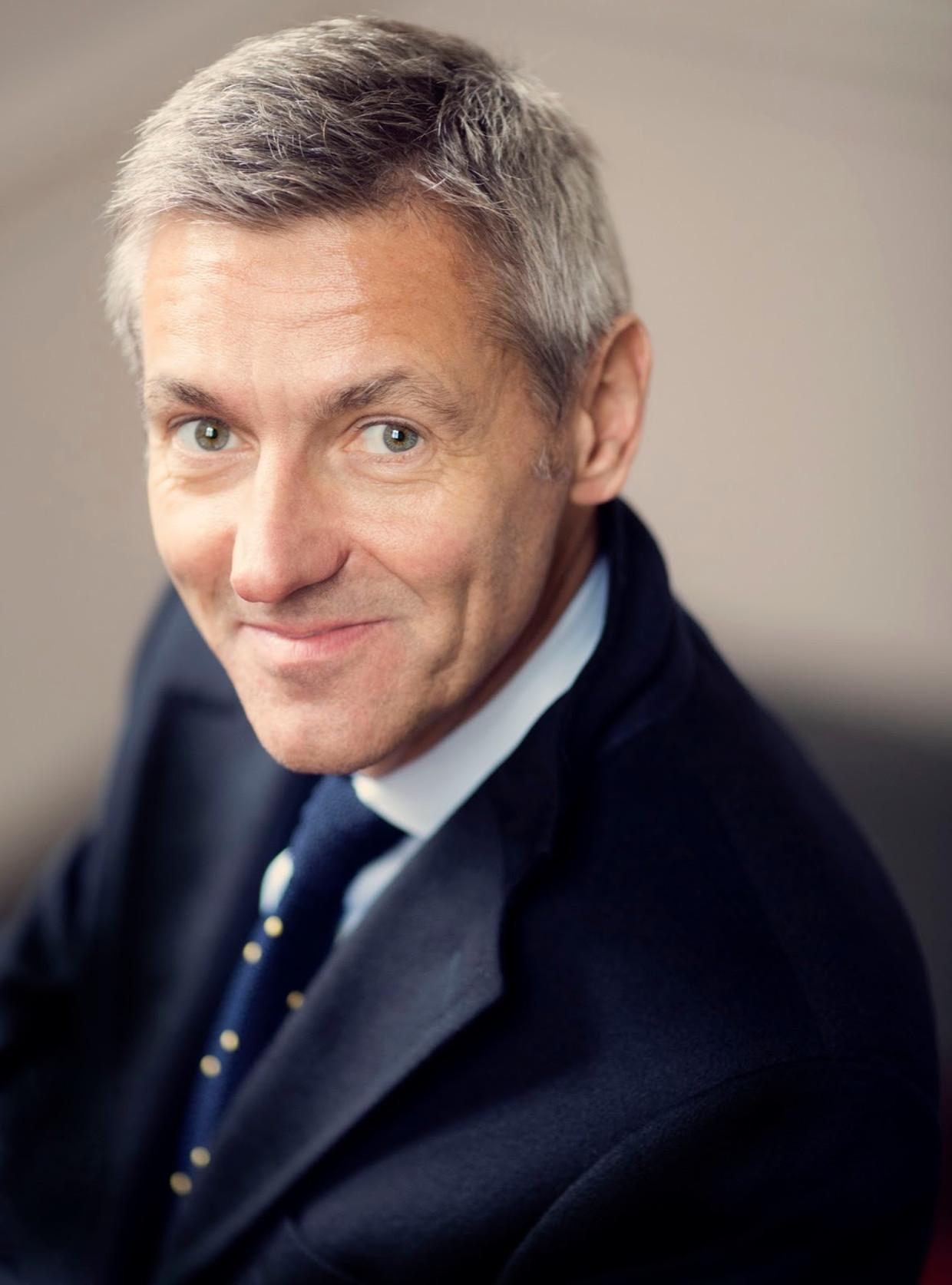 Jan Raes, directeur Koninklijk Concertgebouworkest Beeld RCO/ Marco Borggreve