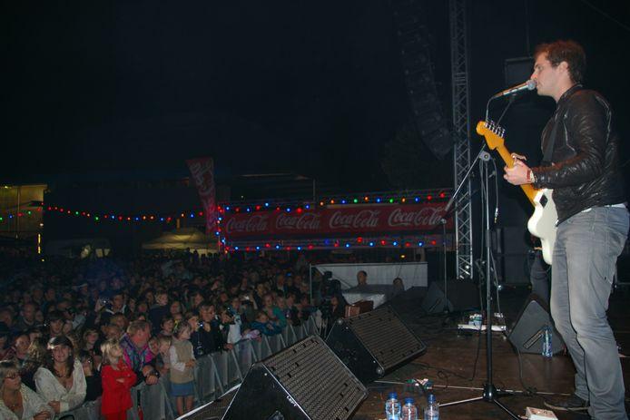 In 2010, het jaar van het Songfestival, mocht Tom Dice een thuismatch spelen in zijn Eeklo.