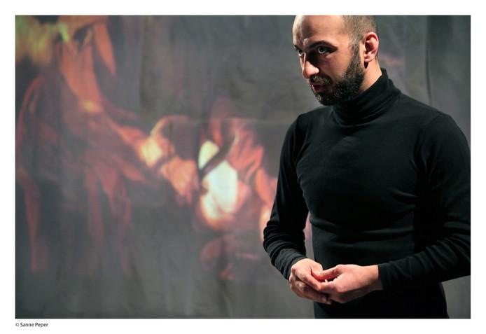 Sadettin 'Trouble Man' Kirmiziyüz in 'De vader, de zoon en het heilige feest'