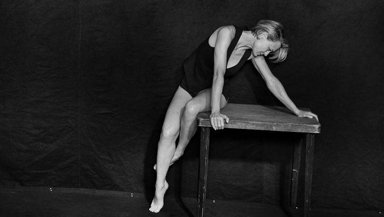 De Amerikaanse actrice Robin Wright Beeld epa