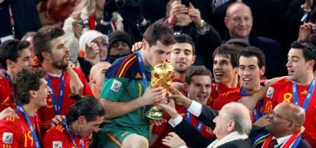 Fotoserie   Casillas' meest memorabele momenten