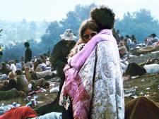 Hippies welkom bij 50 jaar Woodstock op Noordkade