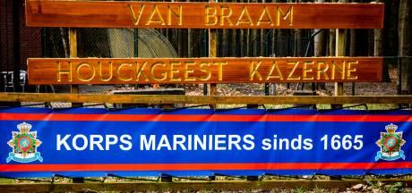 Statencommissie praat over marinierskazerne