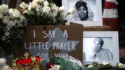 Begrafenis Aretha Franklin op 31 augustus
