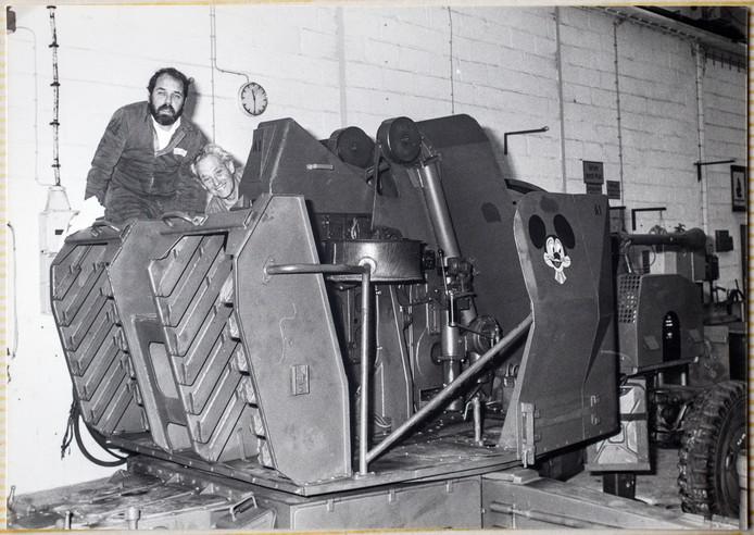 BORNE - Leo Koet die is overleden als gevolgen van het werken met PX10.
