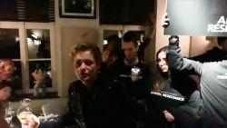 "Animal Resistance verstoort etentje van Vlaams minister Lydia Peeters in sterrenrestaurant: ""Heel intimiderend"""