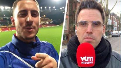 """Trekt Eden Hazard straks naar Real Madrid? """"Chelsea weet inmiddels al wel hoe laat het is"""""""