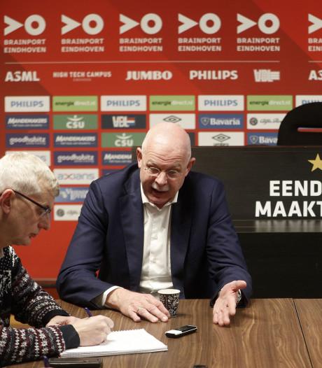 PSV-leiding schrikt van situatie bij Philips Stadion, maar piekert niet over vertrek