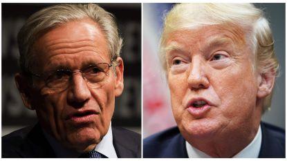 "Trump: ""Boek van Woodward is saai en compleet bedrog"""