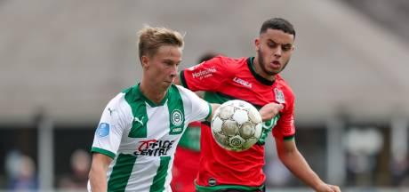 NEC maakt zich belachelijk tegen piepjong FC Groningen