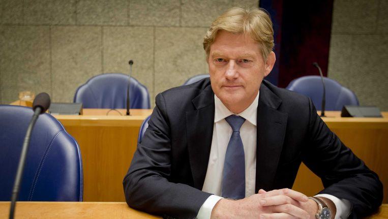 Staatssecretaris Van Rijn van volksgezondheid Beeld ANP