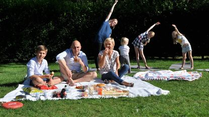 Zele Picknickt voor de zevende keer in Park Peeters