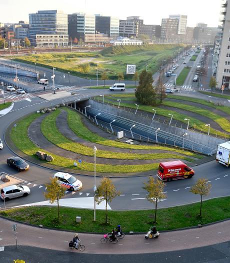 GroenLinks:geen auto's bij nieuw stadhuis van Amersfoort
