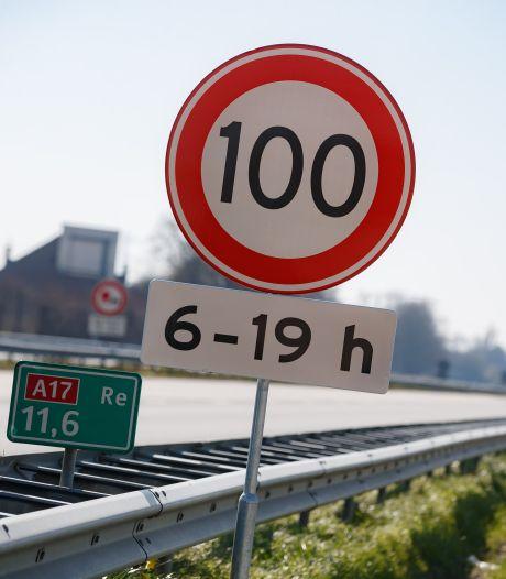 'Hoe zit het met de maximumsnelheid na 19.00 uur?'