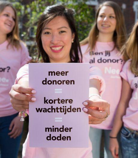 Bijna helft Ossenaren moet nog kiezen: wel of geen organen doneren