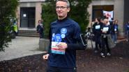 Rector Luc Sels gaat voor 10 kilometer op University Trail