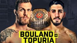 Pakt Brian Bouland als eerste Belgische MMA-vechter een wereldtitel? Dan moet hij op 16 juni in Antwerpen voorbij dé nieuwste sensatie