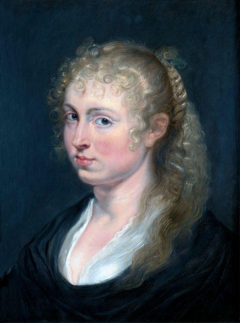 Een portret van de hand van Pieter Paul Rubens, afkomstig uit het Hammer Museum in Los Angeles. Foto RV